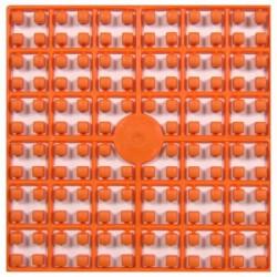 Carré couleur Orange 389