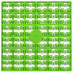 Carré couleur Vert Anis