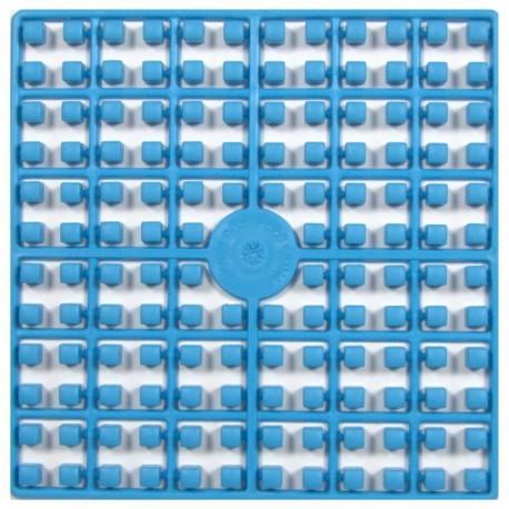 Carré couleur Bleu Turquoise
