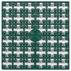 Carré couleur Vert fonçé 505