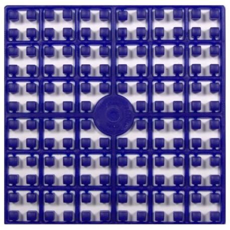 Carré couleur Bleu Indigo