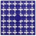 Carré couleur Bleu Indigo 309