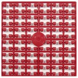Carré couleur Rouge 306