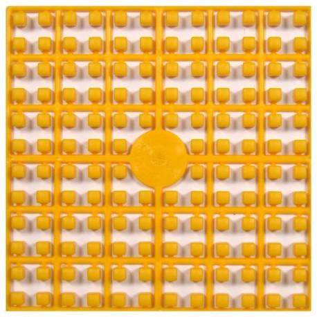 Carré couleur Jaune d'or