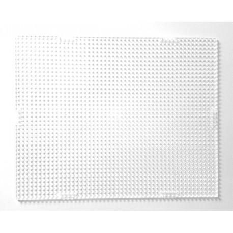 Support pixel grande plaque