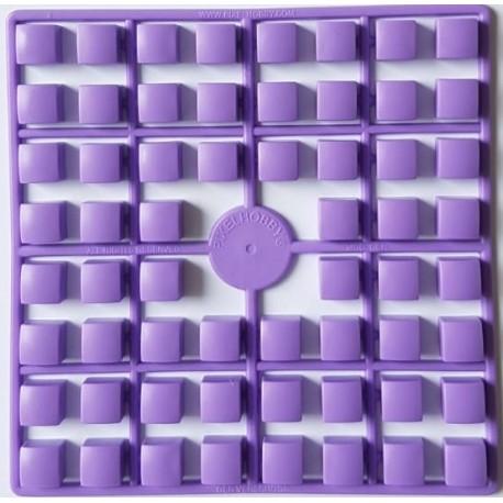 Carré couleur XL Violet 122