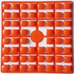 Carré couleur XL Orange foncé 224