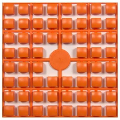 Carré couleur Orange XL