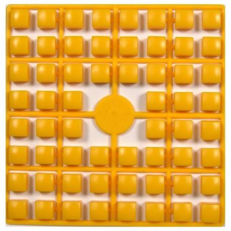 Carré couleur Jaune d'or XL