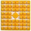 Carré couleur Jaune d'or 391 XL
