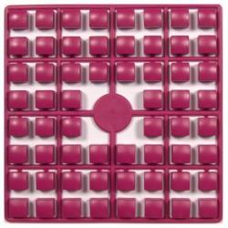 Carré couleur Framboise XL