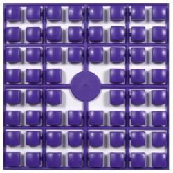Carré couleur Violet Foncé 148 XL
