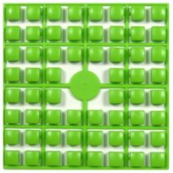 Carré couleur Vert Anis XL