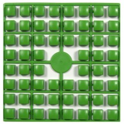 Carré couleur Vert feuille 342 XL