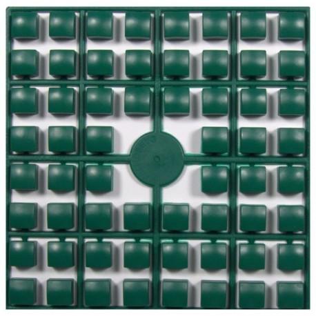 Carré couleur Vert Fonçé XL