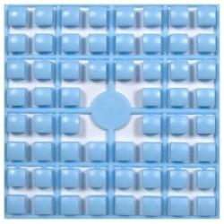Carré couleur Bleu clair 288 XL