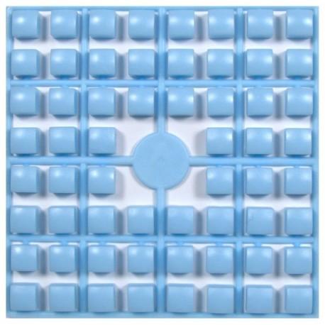 Carré couleur Bleu clair XL