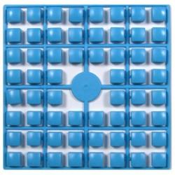 Carré couleur Bleu Turquoise XL