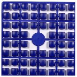 Carré couleur Bleu Indigo XL