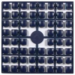 Carré couleur Bleu Marine 369 XL