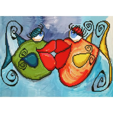 Kit poisson Bisou