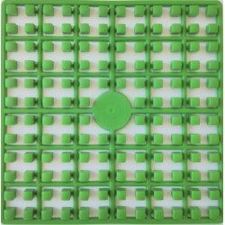 Carré couleur Vert feuille 342