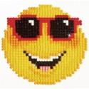 Kit Smiley Lunettes