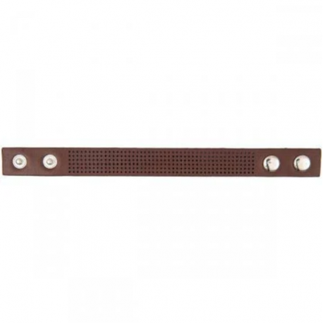 Bracelet Marron 2cm x 23 cm