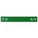 Bracelet Vert Fonçé 3 cm x 23 cm