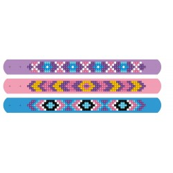 Kit Bracelets Mauves